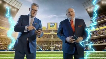 FOX Bet Super 6 Picks TV Spot, 'Bigger: Risk Free' Featuring Terry Bradshaw and Howie Long - Thumbnail 6