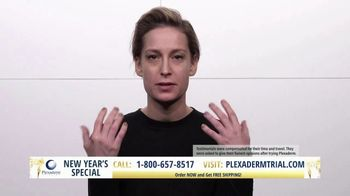 Plexaderm Skincare New Year's Special TV Spot, 'Wow: $14.95 Trial'