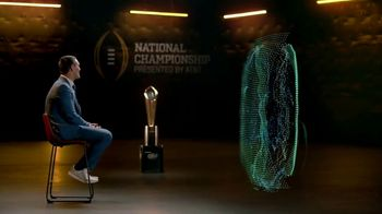 AT&T 5G Holovision TV Spot, 'National Championship Game: Pollack & Corso' Ft. David Pollack, Lee Corso - 4 commercial airings