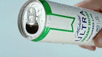Michelob ULTRA Organic Seltzer Cucumber Lime TV Spot, 'Not Playing Around' - Thumbnail 1
