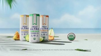 Michelob ULTRA Organic Seltzer Cucumber Lime TV Spot, 'Not Playing Around' - Thumbnail 10