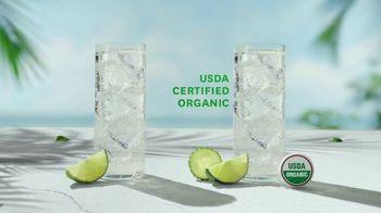 Michelob ULTRA Organic Seltzer Cucumber Lime TV Spot, 'Not Playing Around' - Thumbnail 7