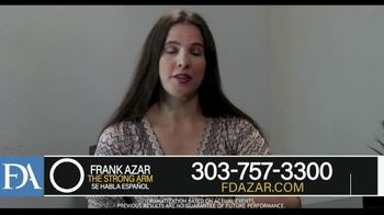 Franklin D. Azar & Associates, P.C. TV Spot, 'Car Wreck Wasn't My Fault' - Thumbnail 2