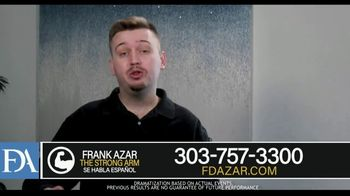 Franklin D. Azar & Associates, P.C. TV Spot, 'Car Wreck Wasn't My Fault' - Thumbnail 3