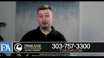 Franklin D. Azar & Associates, P.C. TV Spot, 'Car Wreck Wasn't My Fault' - Thumbnail 5