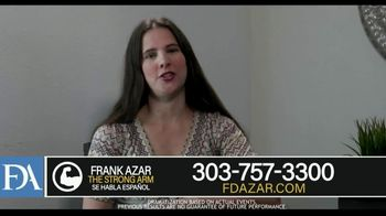 Franklin D. Azar & Associates, P.C. TV Spot, 'Car Wreck Wasn't My Fault' - Thumbnail 6