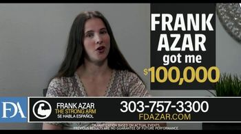 Franklin D. Azar & Associates, P.C. TV Spot, 'Car Wreck Wasn't My Fault' - Thumbnail 7