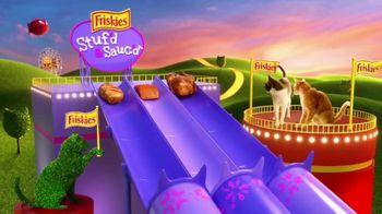 Friskies Stuf'd & Sauc'd TV Spot, 'Ramping Up: Lil' Gravies'