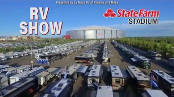 La Mesa RV RV Show TV Spot, '2021 State Farm Stadium'