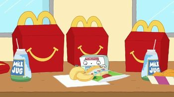 McDonald's Happy Meal TV Spot, 'Family Fun' - Thumbnail 4