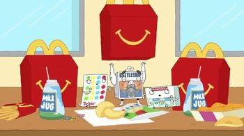 McDonald's Happy Meal TV Spot, 'Family Fun' - Thumbnail 7