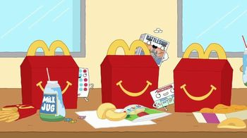 McDonald's Happy Meal TV Spot, 'Family Fun' - Thumbnail 8