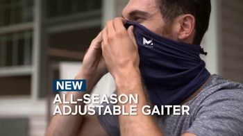 Mission Cooling Adjustable Gaiter TV Spot, 'Ring in the New Year' Featuring Dwyane Wade