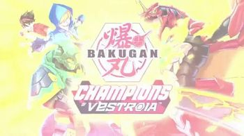 Bakugan TV Spot, 'Roll and Transform' - Thumbnail 9