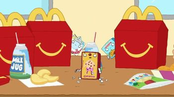 McDonald's Happy Meal TV Spot, 'Family Fun: Operation' - Thumbnail 7