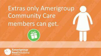 Amerigroup Community Care TV Spot, 'Extras'