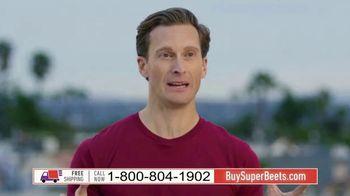 SuperBeets TV Spot, 'Superfood Blood Pressure Energy Support V1' Featuring Hunter Kemper