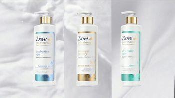 Dove Hair Therapy Range TV Spot, 'The Secret' - Thumbnail 6