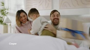 Casper Stay-in-Bed Sale TV Spot, 'Reset Your Rest: Save Up to 15%' - Thumbnail 1