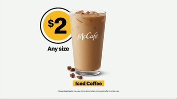 McDonald's TV Spot, 'The YESSSSSS! Meal: Any Size Iced Coffee for $2' - Thumbnail 7