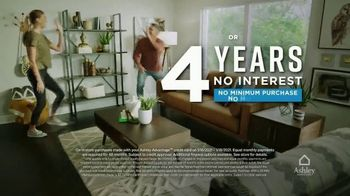 Ashley HomeStore 72 Hour Sale TV Spot, 'Up to 25% off Storewide' - Thumbnail 5