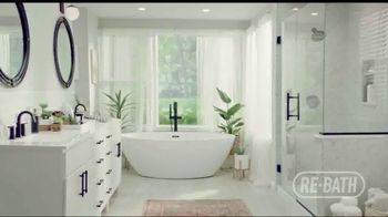 Re-Bath TV Spot, 'Simplicity of Service: Complete Bathroom Remodel: Save $1,000' - Thumbnail 1