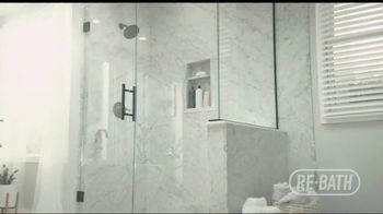 Re-Bath TV Spot, 'Simplicity of Service: Complete Bathroom Remodel: Save $1,000' - Thumbnail 2