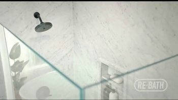 Re-Bath TV Spot, 'Simplicity of Service: Complete Bathroom Remodel: Save $1,000'