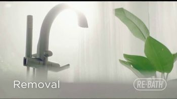 Re-Bath TV Spot, 'Simplicity of Service: Complete Bathroom Remodel: Save $1,000' - Thumbnail 4