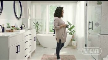 Re-Bath TV Spot, 'Simplicity of Service: Complete Bathroom Remodel: Save $1,000' - Thumbnail 8