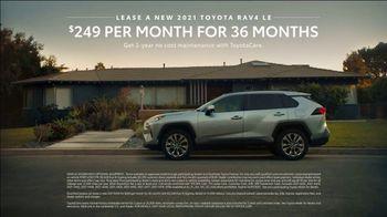 2021 Toyota RAV4 TV Spot, 'James' [T2] - Thumbnail 9