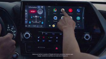 Toyota Highlander TV Spot, 'Allies' [T2] - Thumbnail 2