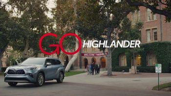 Toyota Highlander TV Spot, 'Allies' [T2] - Thumbnail 7