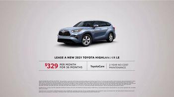 Toyota Highlander TV Spot, 'Allies' [T2] - Thumbnail 8