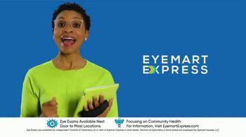 Eyemart Express TV Spot, 'Two Pairs Under $40' - Thumbnail 1