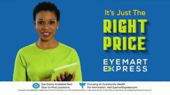 Eyemart Express TV Spot, 'Two Pairs Under $40' - Thumbnail 8