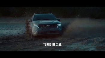 2021 Kia Sorento TV Spot, 'Cazadora de tormentas' [Spanish] [T1] - Thumbnail 9