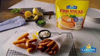 Gorton's Fish Sticks TV Spot, 'The Crispiness' - Thumbnail 9