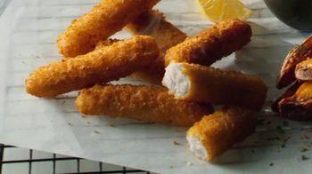 Gorton's Fish Sticks TV Spot, 'The Crispiness' - Thumbnail 4