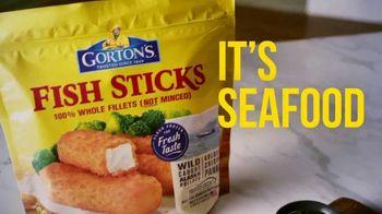 Gorton's Fish Sticks TV Spot, 'The Crispiness' - Thumbnail 8