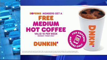 Dunkin' TV Spot, 'ABC 6: Free Medium Hot Coffee' - Thumbnail 9