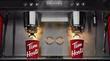 Tim Hortons TV Spot, 'The Sound of Lattes'