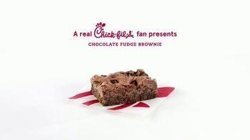 Chick-fil-A TV Spot, 'The Little Things: Chocolate Fudge Brownie' - Thumbnail 1
