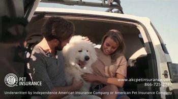 AKC Pet Insurance TV Spot, 'Keep Your Pet Healthy' - Thumbnail 9