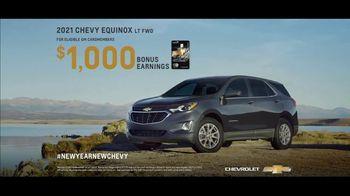 Chevrolet TV Spot, 'New Year's: Just Better: SUVs' [T2] - Thumbnail 7