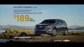 Chevrolet TV Spot, 'New Year's: Just Better: SUVs' [T2] - Thumbnail 6
