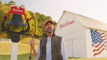 Bob Evans Dinner Bell Plates TV Spot, 'Dinner on the Farm: App'
