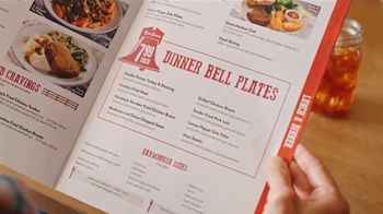 Bob Evans Dinner Bell Plates TV Spot, 'Dinner on the Farm: App' - Thumbnail 5