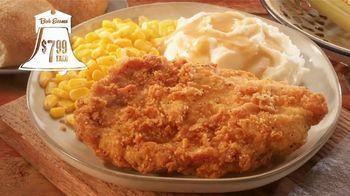 Bob Evans Dinner Bell Plates TV Spot, 'Dinner on the Farm: App' - Thumbnail 7