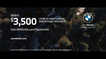 BMW Road Home Sales Event TV Spot, 'Light Your Way Home' Song by Bloom & The Bliss [T2] - 1310 commercial airings